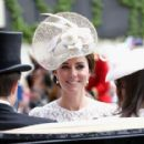 Prince Windsor and Kate Middleton : Royal Ascot - Day 2