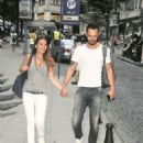 Asli Enver & Murat Boz :  out and about (August 12, 2016)