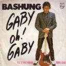 Alain Bashung - Gaby Oh ! Gaby