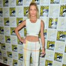 Tricia Helfer – 'Creepshow' Panel at Comic Con San Diego 2019 - 454 x 681