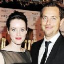 Claire Foy and Stephen Campbell Moore - 454 x 227