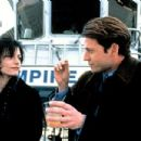 Aidan Quinn and Courteney Arquette