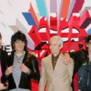 The Rolling Stones attends a press conference on April 7, 2006 in Shanghai, China. The Rolling Stones will hold their first-ever concert in mainland China on April 8 at the 8,500-seat Shanghai Grand Stage - 454 x 302