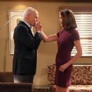 Alan Dale and Wendie Malick