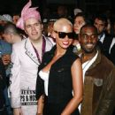 Amber Rose and Kanye West Parties with Perez Hilton at the Gossip Blogger's One Night in Austin party during South by Southwest (SXSW) in Austin, Texas - March 21, 2009 - 454 x 449