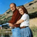 Gerald McRaney and Wendy Phillips