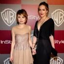 Emily Browning - InStyle/Warner Brothers Golden Globes Party at The Beverly Hilton hotel on January 16, 2011 in Beverly Hills, California