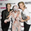 "Gemma Atkinson - ""13 Hours"" Premiere At Frightfest Film Festival In London - 28.08.2010"