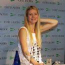 Gwyneth Paltrow - Promoting An Estee Lauder Fragrance, Barcelona Spain 2007-10-22