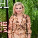 Chloe Moretz – Coach and Friends of the Highline Summer Party in NYC
