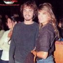 Benjamin Rojas and Maria Del cerro
