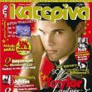 Katerina magazine cover  Greece