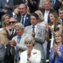 Benedict Cumberbatch- July 12, 2015-Day Thirteen: The Championships - Wimbledon 2015