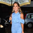 Louise Thompson – Nespresso Launch Party in London - 454 x 521