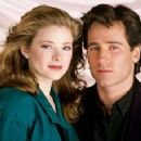 Michael E. Knight and Cady McClain