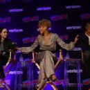 Ellen Page – Netflix & Chills Panel at 2018 New York Comic Con - 454 x 312