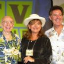 Sherwood Schwartz, Dawn Wells & Barry Williams