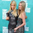 Paris and Nicky Hilton: 2012 MTV Movie Awards