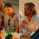 Leonardo DiCaprio Enjoys A Vacation In Italy