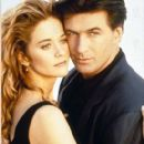 Meg Ryan and Alec Baldwin