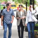 Kaia Gerber – Shopping for a new apartment in New York City - 454 x 559
