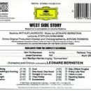 WEST SIDE STORY 1985 Studio Cast Recording Leonard Bernstein - 454 x 356