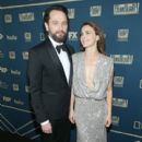 Keri Russell and Matthew Rhys : 2019 Golden Globe Awards After Party - 400 x 600
