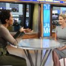 Kate Upton – Appears on 'Good Morning America' in New York