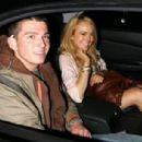 Lindsay Lohan and Talan Torriero