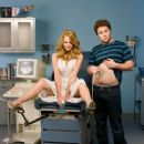 Seth Rogen and Katherine Heigl