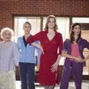 Betty White, Jamie Lee Curtis, Sigourney Weaver, Odette Yustman, and Kristen Bell in Touchstone Pictures' YOU AGAIN