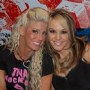 TNA Knockout Christmas Party 2008 - 454 x 301