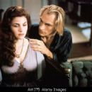 Julian Sands and Sherilyn Fenn