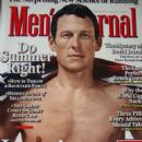 Lance Armstrong - Men's Journal Magazine [United States] (July 2010)
