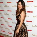 """Salma Hayek Premieres """"Puss In Boots"""" in NYC"""
