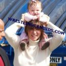 Aurora and Steph McMahon