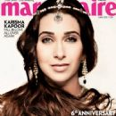 Karishma Kapoor Marie Claire India June 2012 - 454 x 602