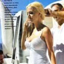 Evangelina Anderson - Gente Magazine August 25 2009 - 454 x 1054