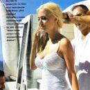 Evangelina Anderson - Gente Magazine August 25 2009