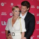 David Boreanaz and Jaime Bergman - 454 x 584