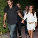 Eva Longoria and Eduardo Cruz: Casa Tua Restaurant