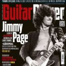 Jimmy Page - Guitar Player Magazine Cover [Brazil] (April 2015)