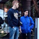 Ariel Winter with boyfriend Levi Meaden – Out in Los Angeles - 454 x 681
