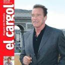 Arnold Schwarzenegger - El Cargol Magazine Cover [Spain] (17 September 2015)