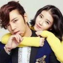 Jang Keun Suk and Ji-eun Lee