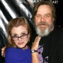 Carrie Fisher and Mark Hamill - 454 x 681
