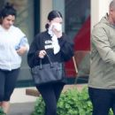 Selena Gomez – Hits the gym for pilates session in LA