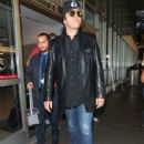 Gene Simmons is seen at Los Angeles International Airport - 429 x 600