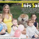 Inés Sáinz- TVyNovelas Mexico Magazine May 2013 - 454 x 298