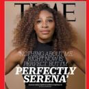 Serena Williams for TIME Magazine (August 2018) - 454 x 605